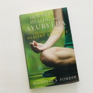 The Wheel of Healing With Ayurveda Book Fondin